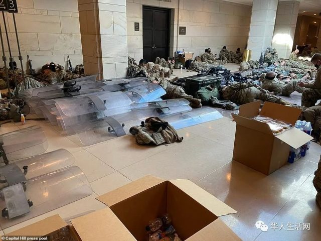突发!众院通过,川普遭第二次弹劾!2万国民自卫队带武器进入华盛顿DC,首都今起封锁!