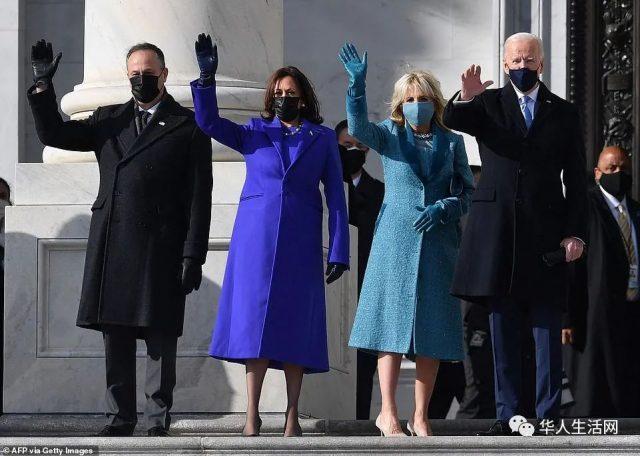 历史时刻!拜登宣誓就职美国总统!承诺将永远不欺骗民众,附拜登演讲全文