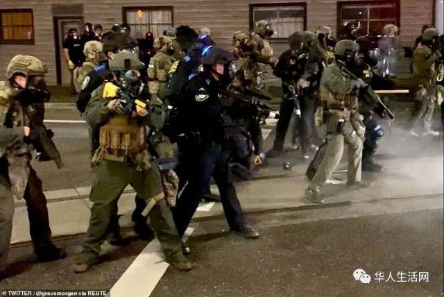 西部骚乱!拜登刚刚上任,左翼组织掀起全国新一轮打砸抢!BLM:战斗才刚刚开始!