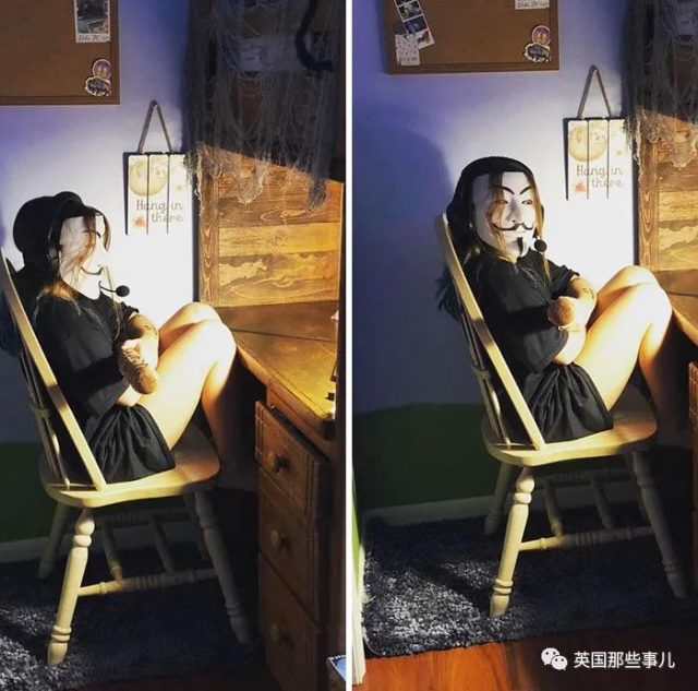 网友分享自家娃的迷惑行为,各个都是可爱多啊!!