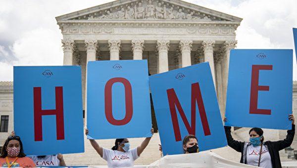 美国会公布移民法案 5年合法居留 8年入籍