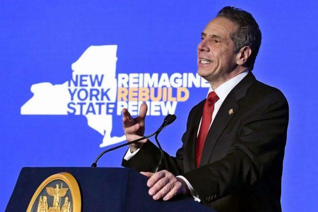 纽约网红州长科莫要翻车?被指掩盖纽约养老院数千老人死亡!