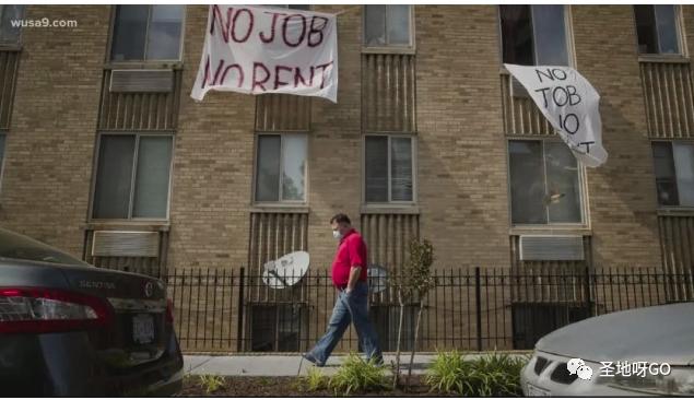 有钱买车却不交租!禁止驱逐,美国赖账房客把房东逼的露宿街头