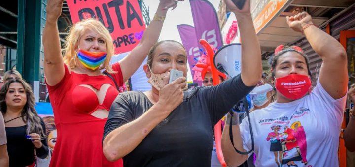 加州新法案,街头招嫖拉客的不能抓了,下一步是卖淫合法化吗?