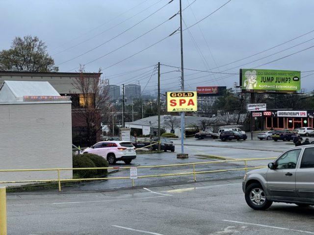 亚城按摩院发生连环枪击案,7人死亡多人受伤