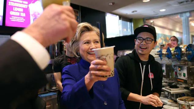 美国珍珠奶茶的珍珠快用尽了?!美国网友哭晕在厕所…