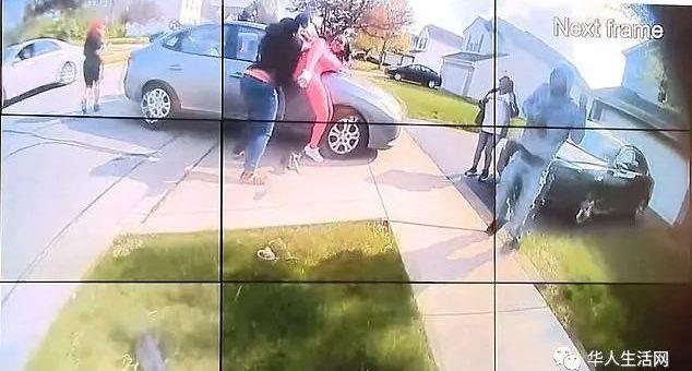 持刀与多人打斗,16岁黑人女孩被警连开四枪击毙,引发新抗议