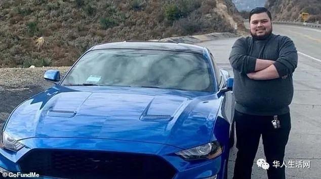 """痛心!5连环枪击案!刚移民来美,华人Uber司机,洛杉矶午夜街头遭""""随机""""枪杀"""