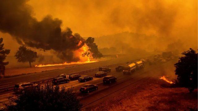 加州史上最大野火居然是网恋奔现变谋杀案,凶手为掩盖犯罪而点火!