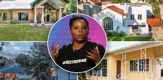 """""""黑命贵""""创始人白人区购豪宅,年入9千万美元,名下4套房产"""