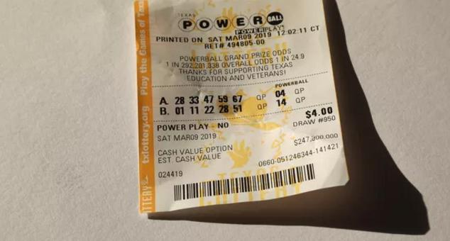 惨!加州女子中2600万彩票,彩券却……