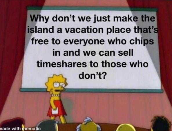大战空头大鳄后,这群美国贴吧宅又要做一件惊天大事:众筹买岛!
