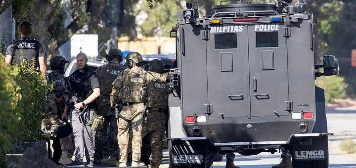 美国爆大规模枪击案 至少9人死! 57岁枪手清晨大开杀戒!