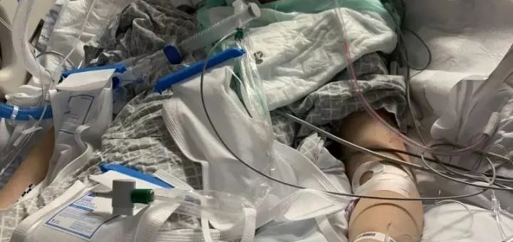 悲痛! 28岁华人老板为保护员工 竟被人一拳打死 留下2幼子 妻子崩溃!