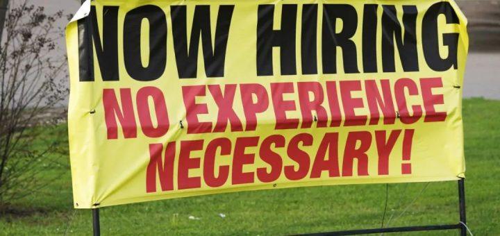 上班就发钱!国会提案鼓励就业 找到工作者每周奖励180美金!