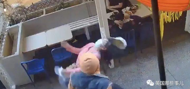 48岁无业游民无差别拳击亚裔女子!30年被捕41次?! 还都被放了?!