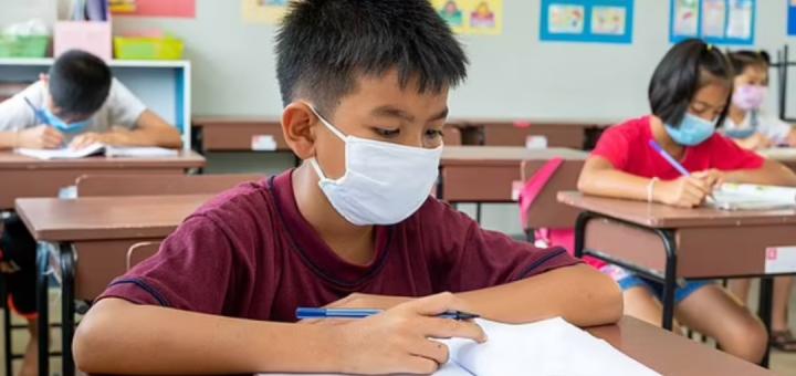 CDC发布开学指导,完全接种疫苗师生无需再戴口罩!