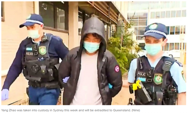 恐怖! 华裔美女失踪 尸体被塞进箱子 同胞室友穿着加拿大鹅被捕!