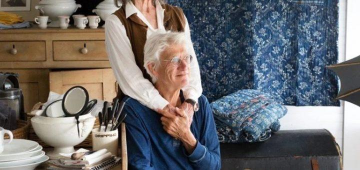 接近80岁 却依然甜蜜像初恋~这对夫妻,一生都遵从内心而活…