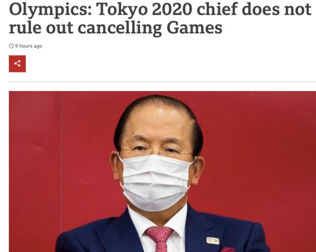 确诊人数连环爆,不排除最后一刻取消奥运?!日本依然冷静说没事...