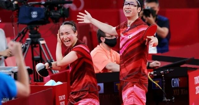 奥运乒乓日本首夺金,日媒还要倒打一耙猛批中国助威团!?
