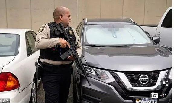 突发! 美国五角大楼外爆枪击 1警察死亡 多人受伤! 枪手遭当场击毙 现场一片混乱!