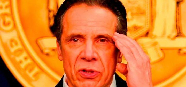 库默性侵报告发酵 四地检方开启调查 或成百年首位被逐下台纽约州长