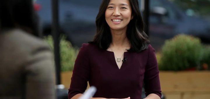 华人之光!36岁吴弭成波士顿市长热门人选,从政背后故事感人