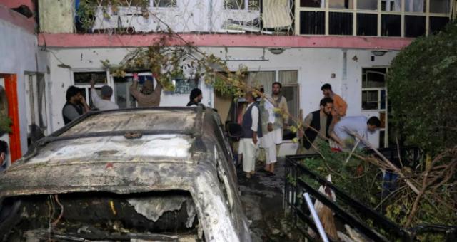 """拜登终于澄清无人机炸死的""""ISIS首领""""消息是假的…… 但伤痛怎能就此抚平!?"""