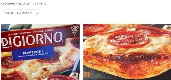 慎食!华人爱吃的28000磅比萨召回!慎用!外卖盒有毒!全美29州爆发沙门氏菌