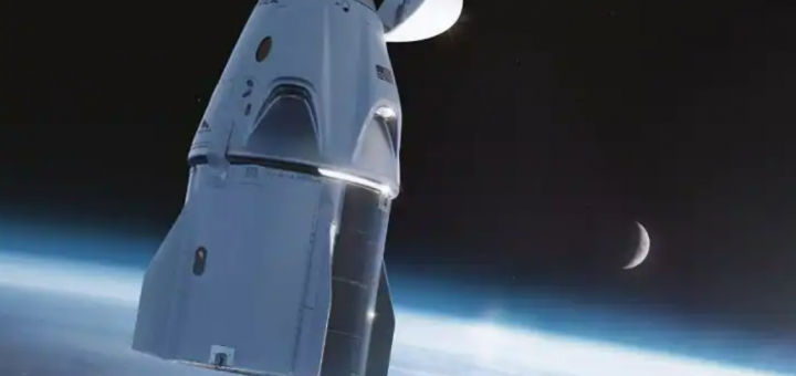 人人都能上太空!SpaceX全平民太空船之旅 4人圆梦 16日发射!