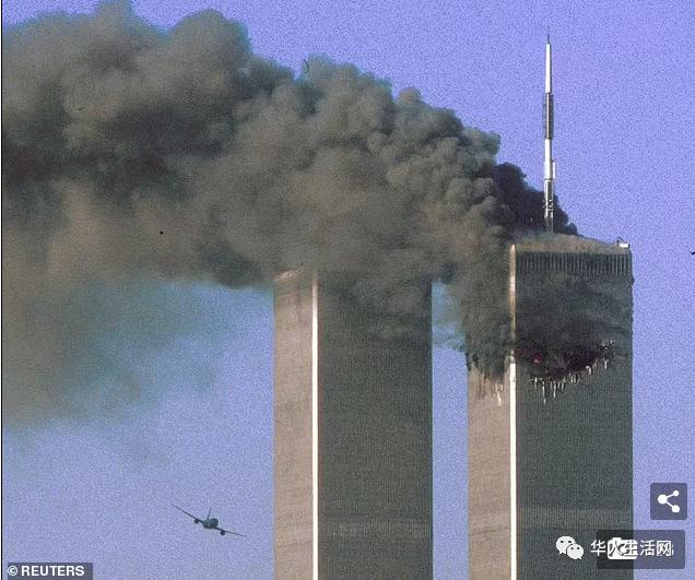 9.11恐袭20周年,美国五任总统参加悼念仪式,川普独自前往纽约警局