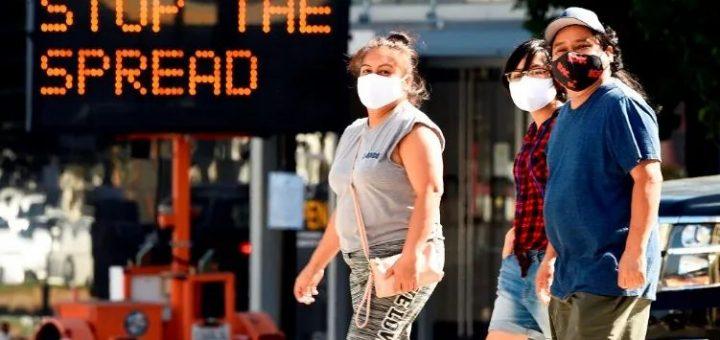 振奋! 美新冠确诊骤降26% 外媒呼喊战胜疫情 日本断崖暴跌 全面解除紧急状况!