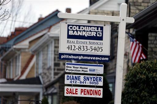 成屋销售创八个月新高 房贷利率上升刺激买家行动
