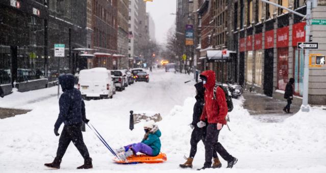 下月就开始下雪! 最贵冬天来了 纽约取暖费暴增4成!