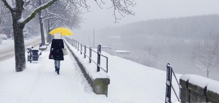 """NOAA发布今冬天气预测,这些地区将迎""""暖冬"""""""