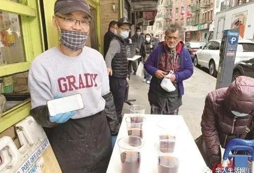 粮食券功能升级,纽约新规,老人可以拿其买热餐!
