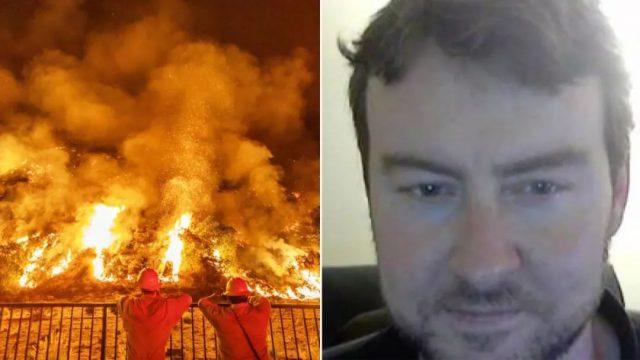 道貌岸然的大学犯罪学教授,背地里居然是一个极度危险的纵火犯??