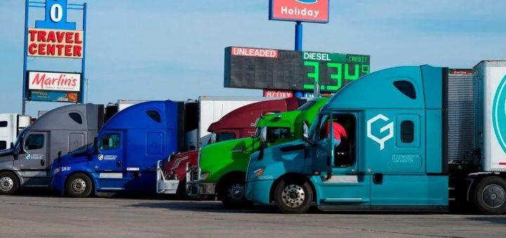 全美供应链危机,超市到处断货,曝白宫考虑国民警卫队员开卡车