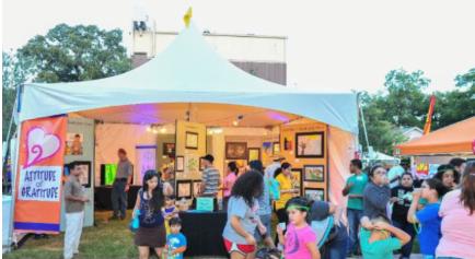 Irving Main Street Event