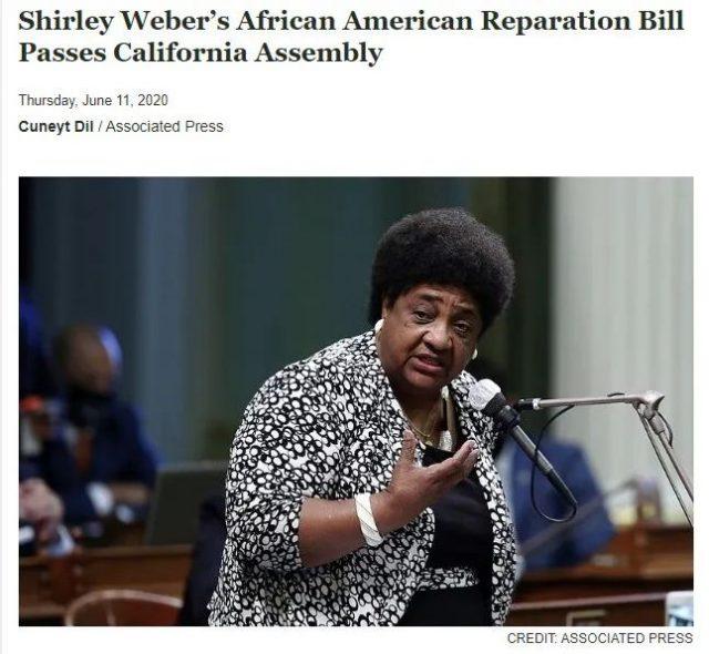 美国应给黑人赔偿14万亿美元?加州已通过立法研究这钱怎么赔